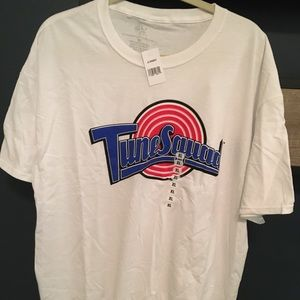 Other - NWT TUNE SQUAD MENS SIZE XL T SHIRT